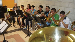 Organize and Run Annually the International Summer Band Camp 3