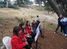 Chamber Music in Chouf Cedars & Resonance April 2011