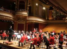 Concert Victoria Hall Geneva August 2011
