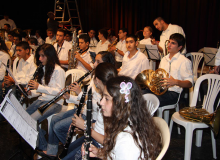 First End Year Concert Rosaire July 2008