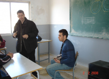 First Master Class April 2007